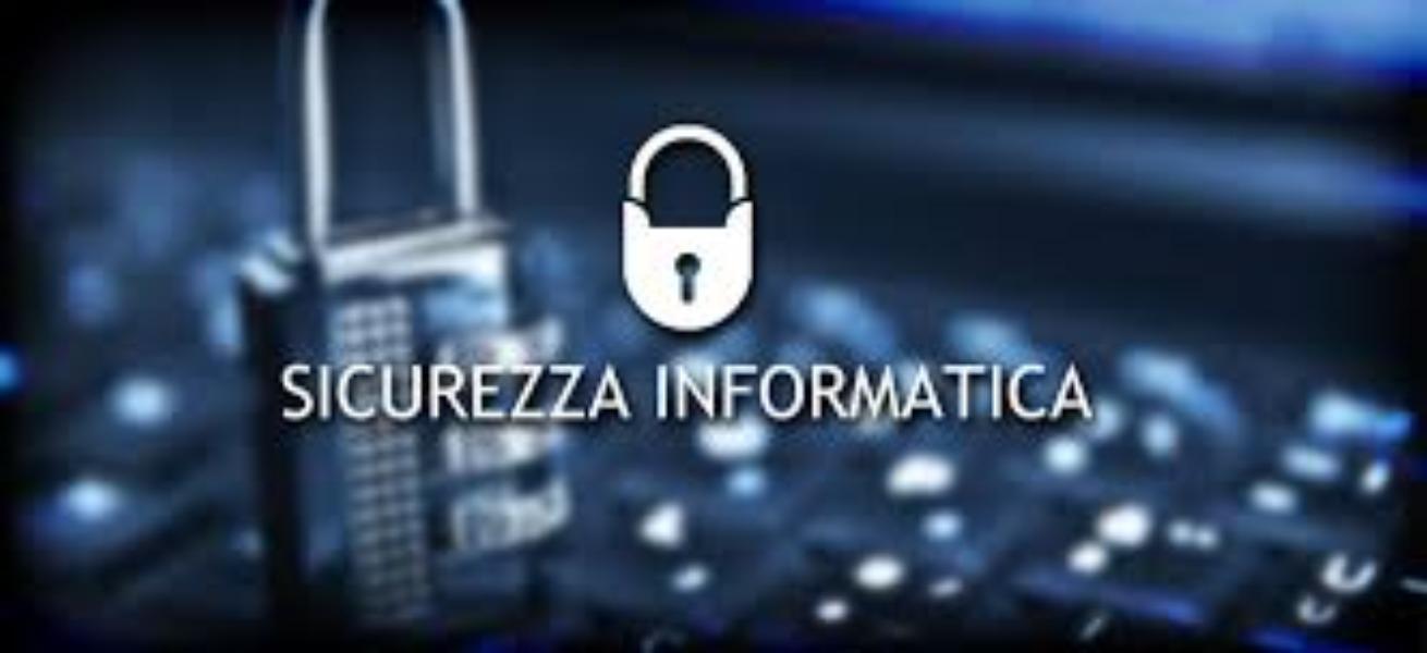 Raccomandazioni sulla sicurezza informatica : m...